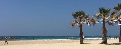 Close to Tel Aviv Beach